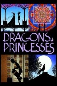 Poster Dragons and Princesses 2010