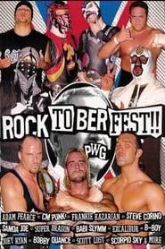 PWG Rocktoberfest