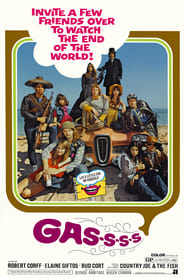 Poster Gas-s-s-s! 1970