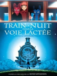 Train de nuit dans la voie lactée