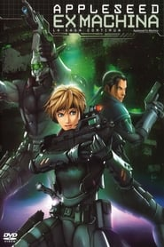 Appleseed Ex Machina Poster