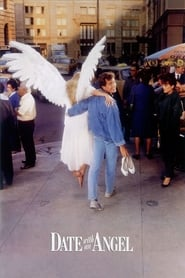 Poster Date With an Angel 1987