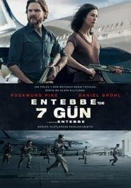 Entebbe'de 7 Gün 2018 Türkçe Dublaj izle