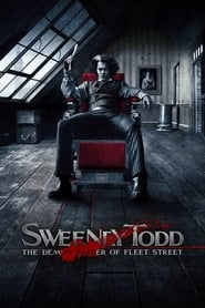 Poster for Sweeney Todd: The Demon Barber of Fleet Street