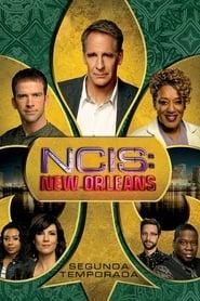 NCIS : Nouvelle-Orléans Temporada 2