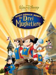 Gucke Micky, Donald, Goofy - Die drei Musketiere