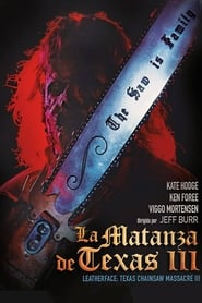La matanza de Texas III (1990) | Leatherface: The Texas Chainsaw Massacre III