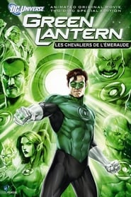 Green Lantern: Les Chevaliers De L'Emeraude en streaming