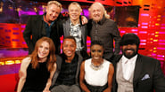 Julianne Moore, Michael Flatley, Bill Bailey, Cuba Gooding Jr, Gregory Porter and Laura Mvula