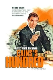 Cain's Hundred poster (500x750)