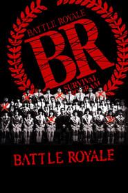 Poster Battle Royale 2000