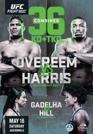 UFC on ESPN 8: Overeem vs. Harris (2020)