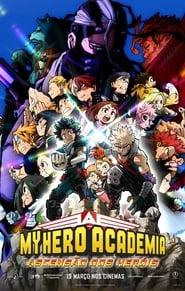 Poster Boku No Hero Academia - Le FILM - Heroes Rising 2019