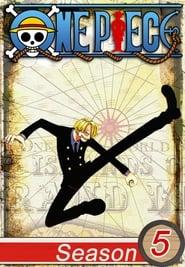 One Piece: 5ª Temporada