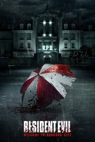 Poster Resident Evil: Welcome to Raccoon City 2021