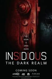 Insidious: The Dark Realm 2022