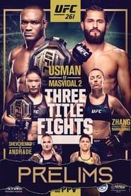UFC 261: Usman vs. Masvidal 2 – Prelims (2021) torrent