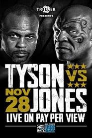 Mike Tyson vs. Roy Jones Jr. (2020)