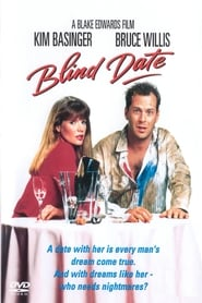 Poster Blind Date 1987