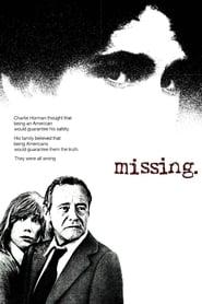 Missing (1982) online ελληνικοί υπότιτλοι