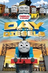 Poster Thomas & Friends: Day of the Diesels 2011
