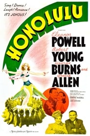 Affiche de Film Honolulu