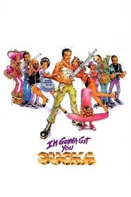 Poster I'm Gonna Git You Sucka 1988