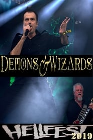 Demons & Wizards au Hellfest 2019