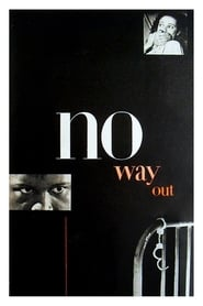 Poster No Way Out 1950