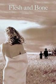 Poster Flesh and Bone 1993