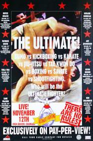 Poster UFC 1: The Beginning 1993