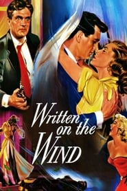 Poster Written on the Wind 1956