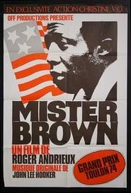 Mister Brown 1972