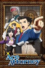 Ace Attorney streaming vf poster