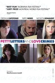 Cartas insignificantes e Crimes de Amor 2010