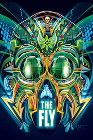 Poster The Fly 1986