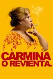Carmina o revienta. 2012