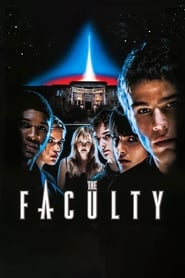 Poster for The Faculty