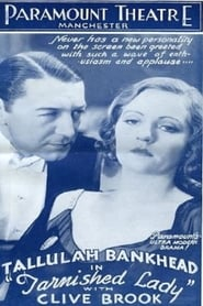Poster Tarnished Lady 1931