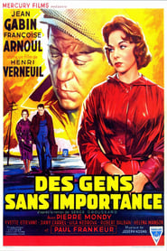 People of No Importance (1956)