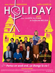 Affiche de Film Holiday