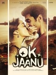 Poster Ok Jaanu 2017