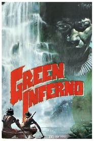 Poster The Green Inferno 1988