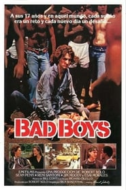 Poster Bad Boys 1983