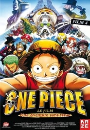 Image One Piece, film 4 : L'Aventure sans issue