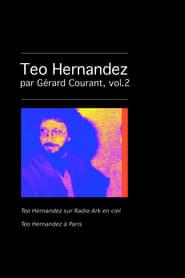 Teo Hernandez sur Radio Ark en Ciel 2014