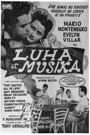Watch Luha at Musika (1953)