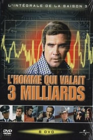 The Six Million Dollar Man: Season 3