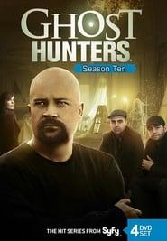 Ghost Hunters - Season 10 (2015) poster