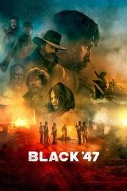 Poster Black '47 2018